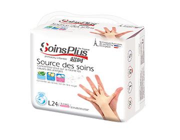 超呵源呵护系列纸尿裤L24片